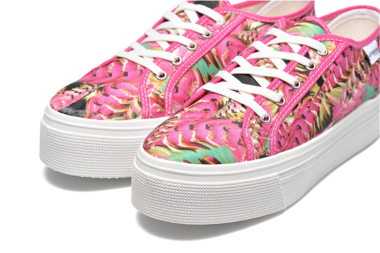 Sneakers Les Tropéziennes par M Belarbi Samba Rosa immagine 3/4