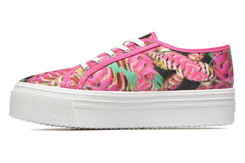 Sneakers Les Tropéziennes par M Belarbi Samba Rosa immagine frontale