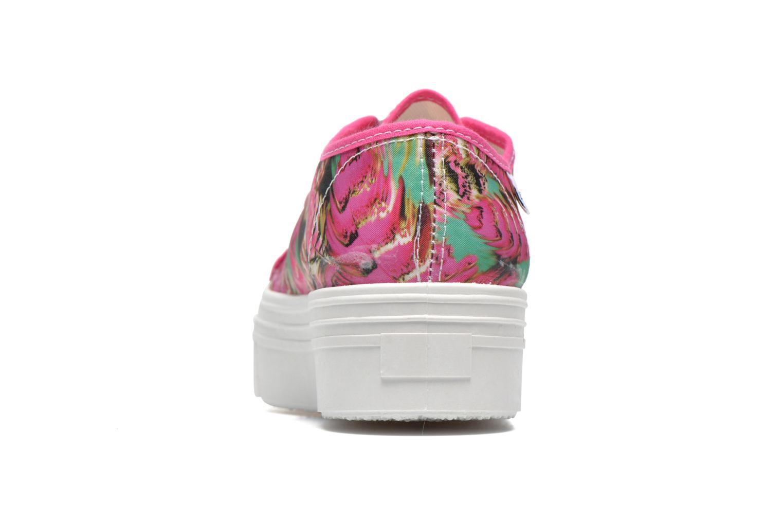 Sneakers Les Tropéziennes par M Belarbi Samba Rosa immagine destra