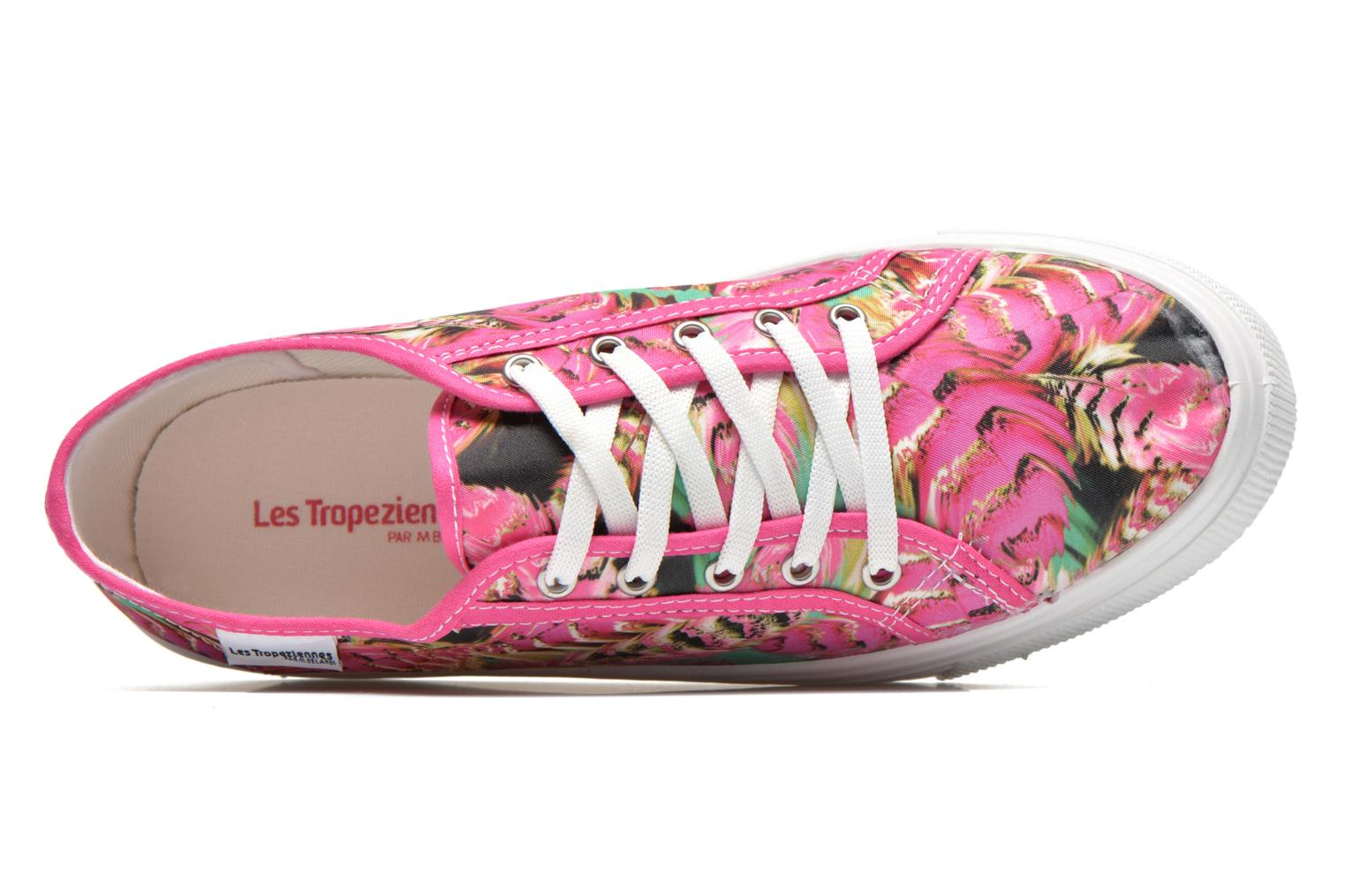 Sneakers Les Tropéziennes par M Belarbi Samba Rosa immagine sinistra