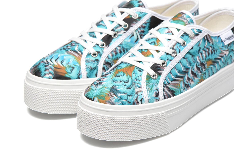 Sneakers Les Tropéziennes par M Belarbi Samba Blauw 3/4'