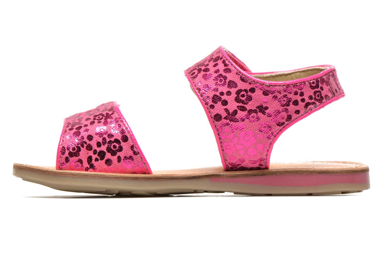 Sandales et nu-pieds Les Tropéziennes par M Belarbi Sissi Rose vue face