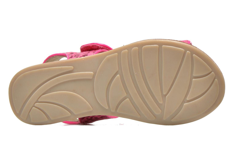 Sandales et nu-pieds Les Tropéziennes par M Belarbi Sissi Rose vue haut
