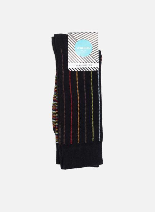 Calze e collant Sarenza Wear Calze Rayures Pacco da 2 Multicolore immagine frontale