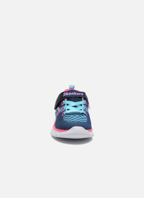 Sneakers Skechers Synergy Lil Bubbly Blauw model