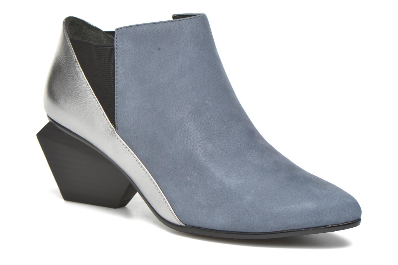 Bottines et boots United Nude Jaky mid Multicolore vue détail/paire