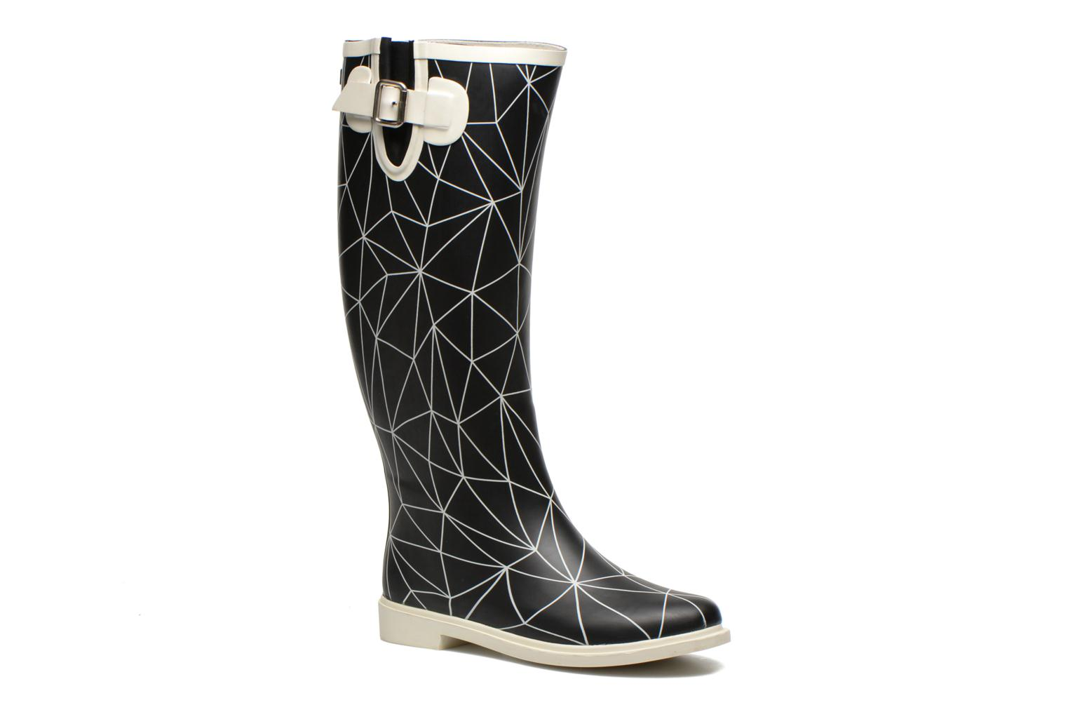 Boots & wellies United Nude Rain Boot Multicolor detailed view/ Pair view