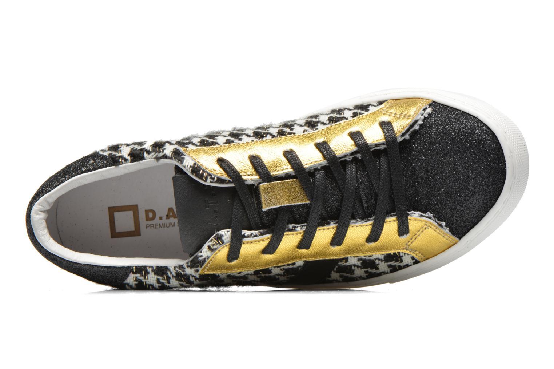 Sneaker D.A.T.E New Man Madam mehrfarbig ansicht von links