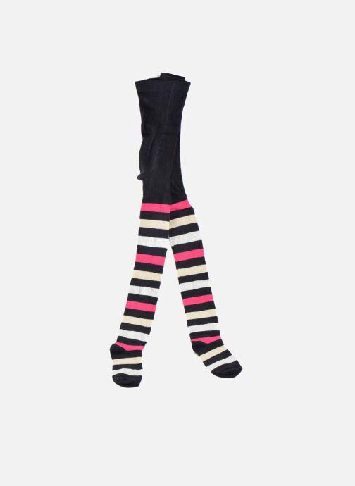 Socks & tights Sarenza Wear Tights Rayé Multicolor model view