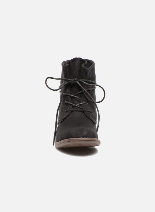 Stivaletti e tronchetti I Love Shoes Thableau E Nero modello indossato
