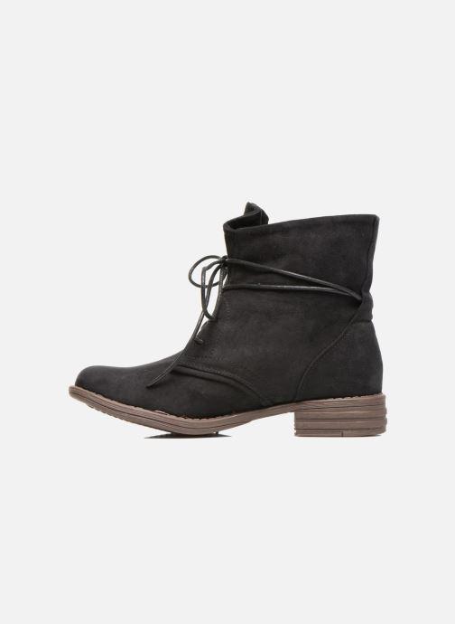 Stivaletti e tronchetti I Love Shoes Thableau E Nero immagine frontale