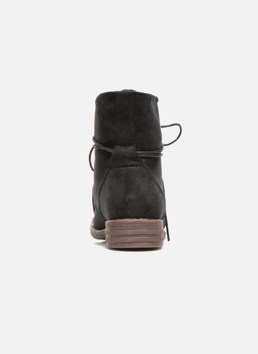 Stivaletti e tronchetti I Love Shoes Thableau E Nero immagine destra