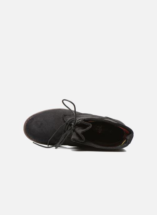 Stivaletti e tronchetti I Love Shoes Thableau E Nero immagine sinistra