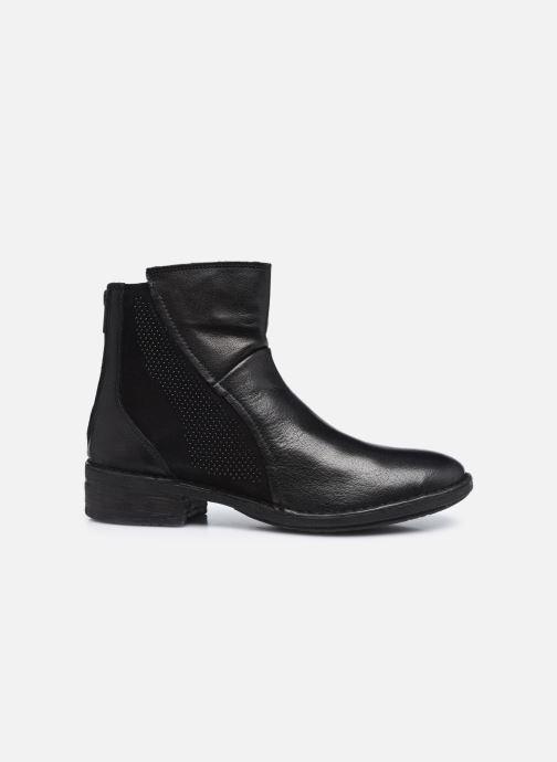 Bottines et boots Khrio Emma Noir vue derrière
