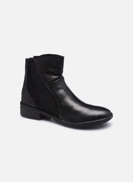 Bottines et boots Khrio Emma Noir vue détail/paire