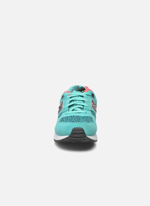 Trainers New Balance W530 Blue model view
