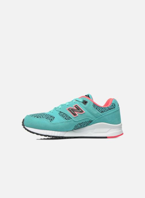Trainers New Balance W530 Blue front view
