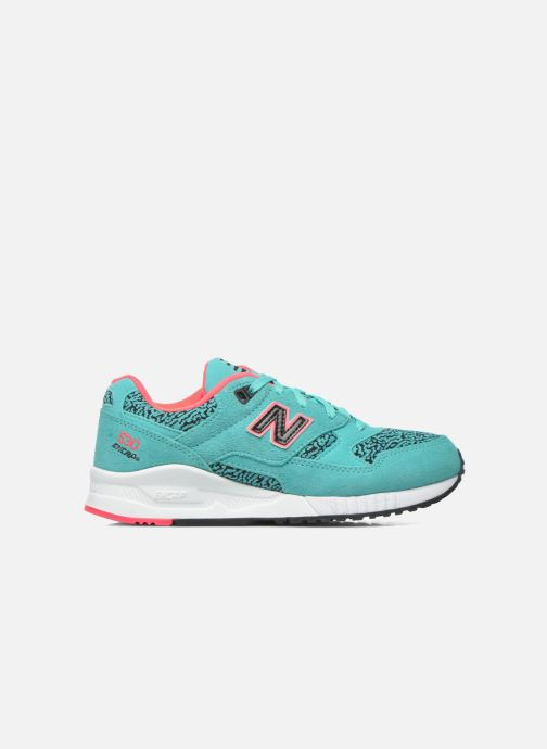 Trainers New Balance W530 Blue back view