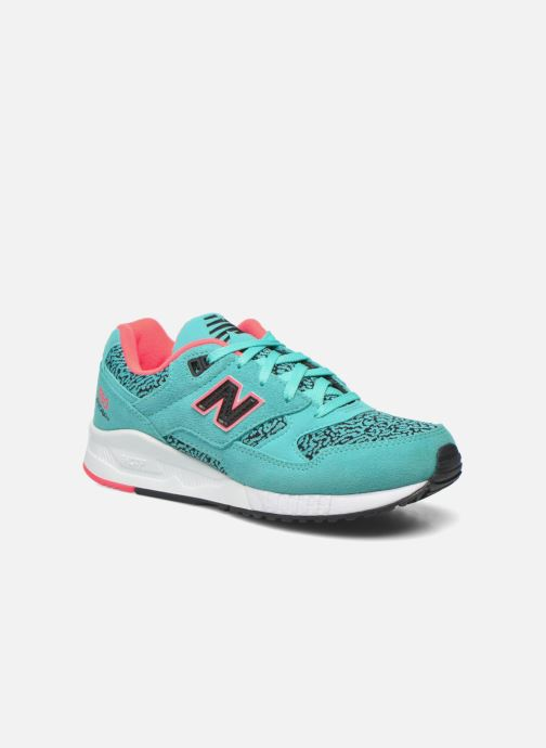 Trainers New Balance W530 Blue detailed view/ Pair view
