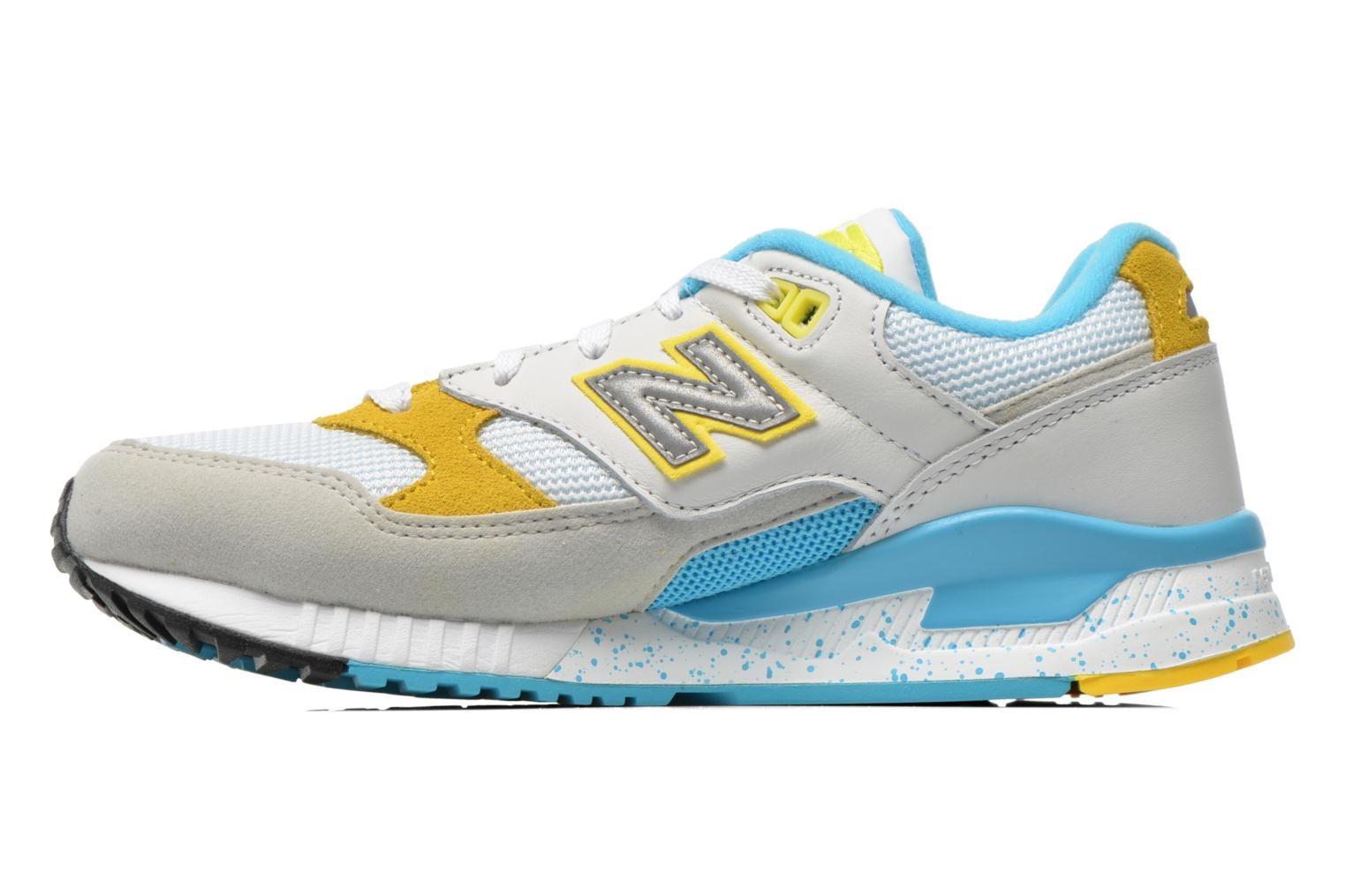 Sneakers New Balance W530 Bianco immagine frontale