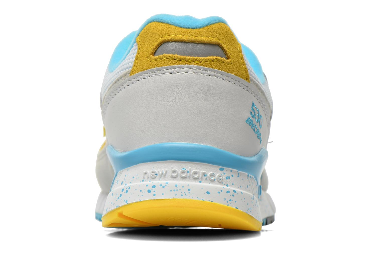 Baskets New Balance W530 Blanc vue droite