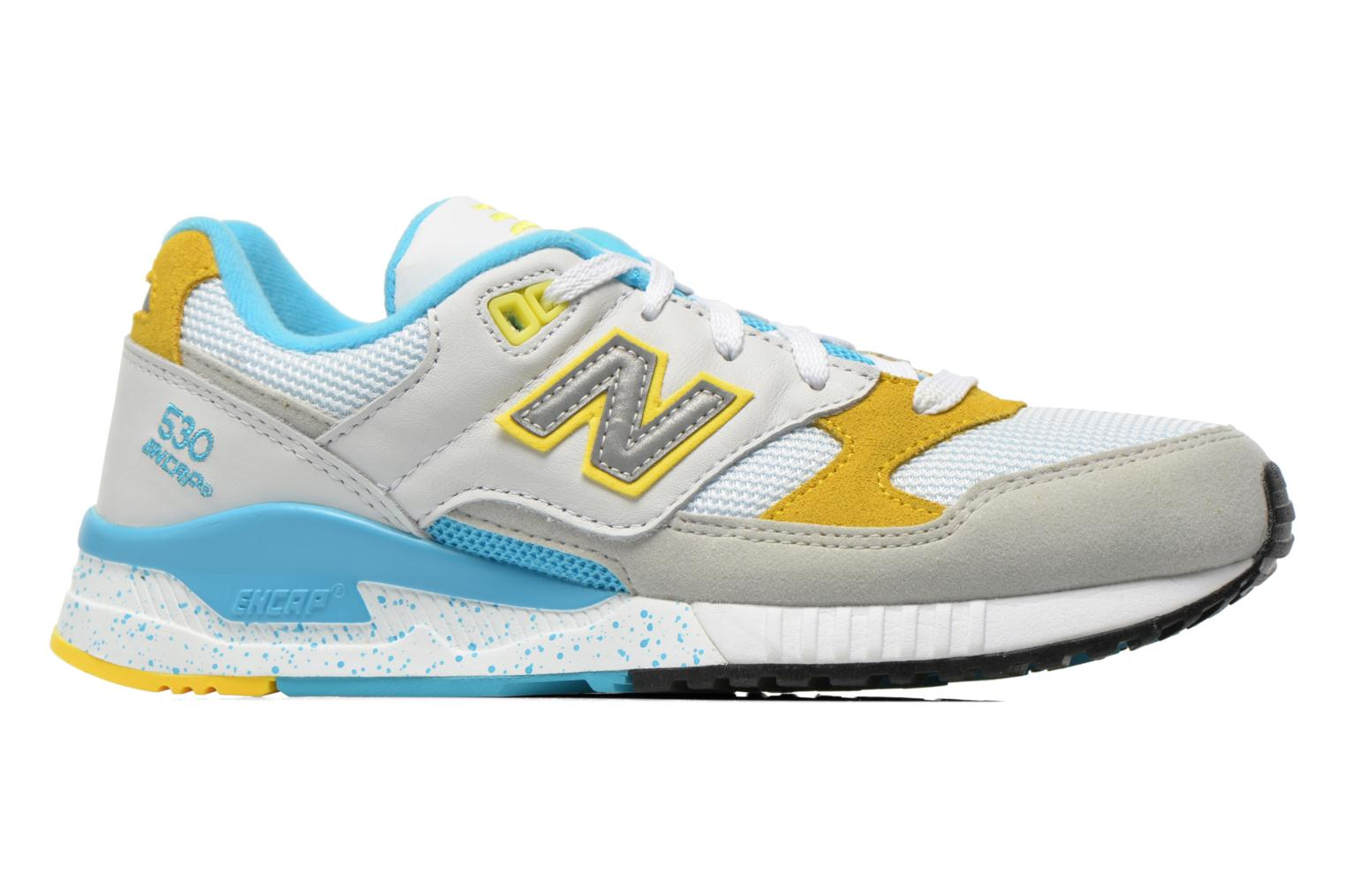Sneakers New Balance W530 Wit achterkant