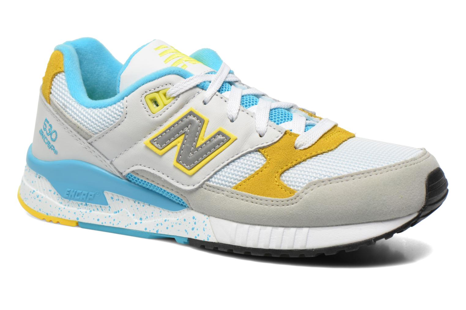 Sneakers New Balance W530 Wit detail