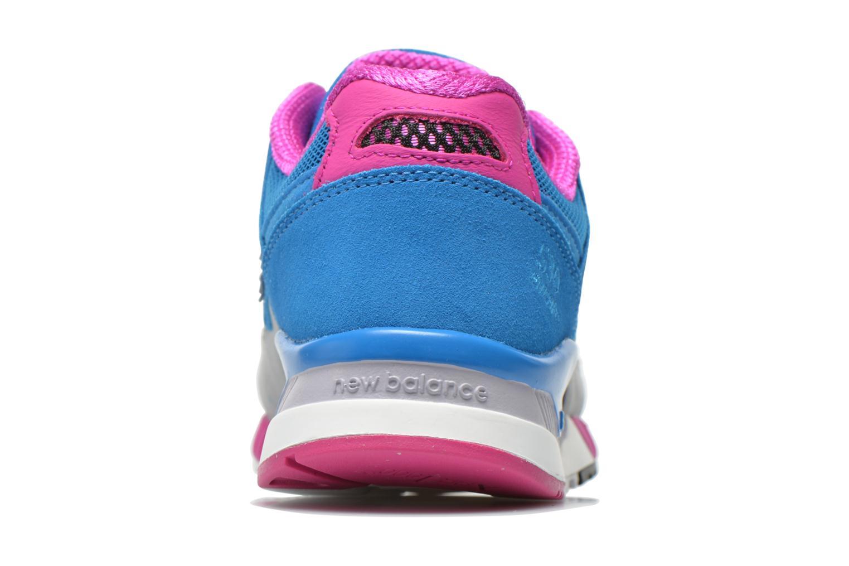 Sneakers New Balance W530 Blauw rechts