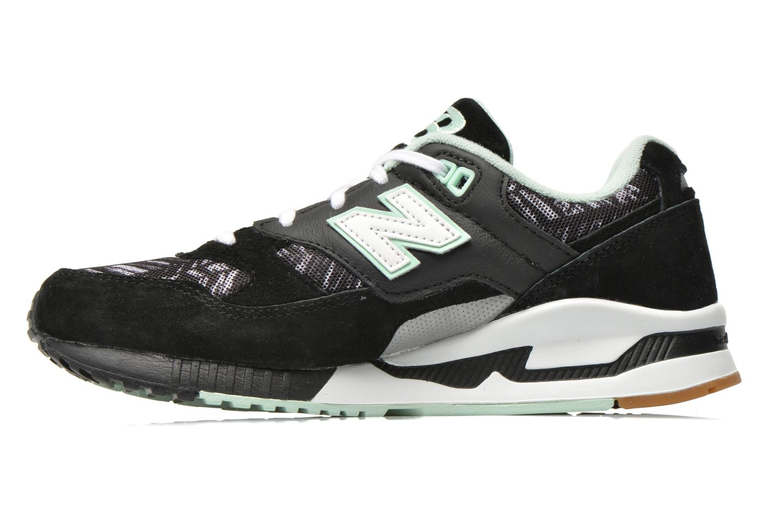 Trainers New Balance W530 Black front view