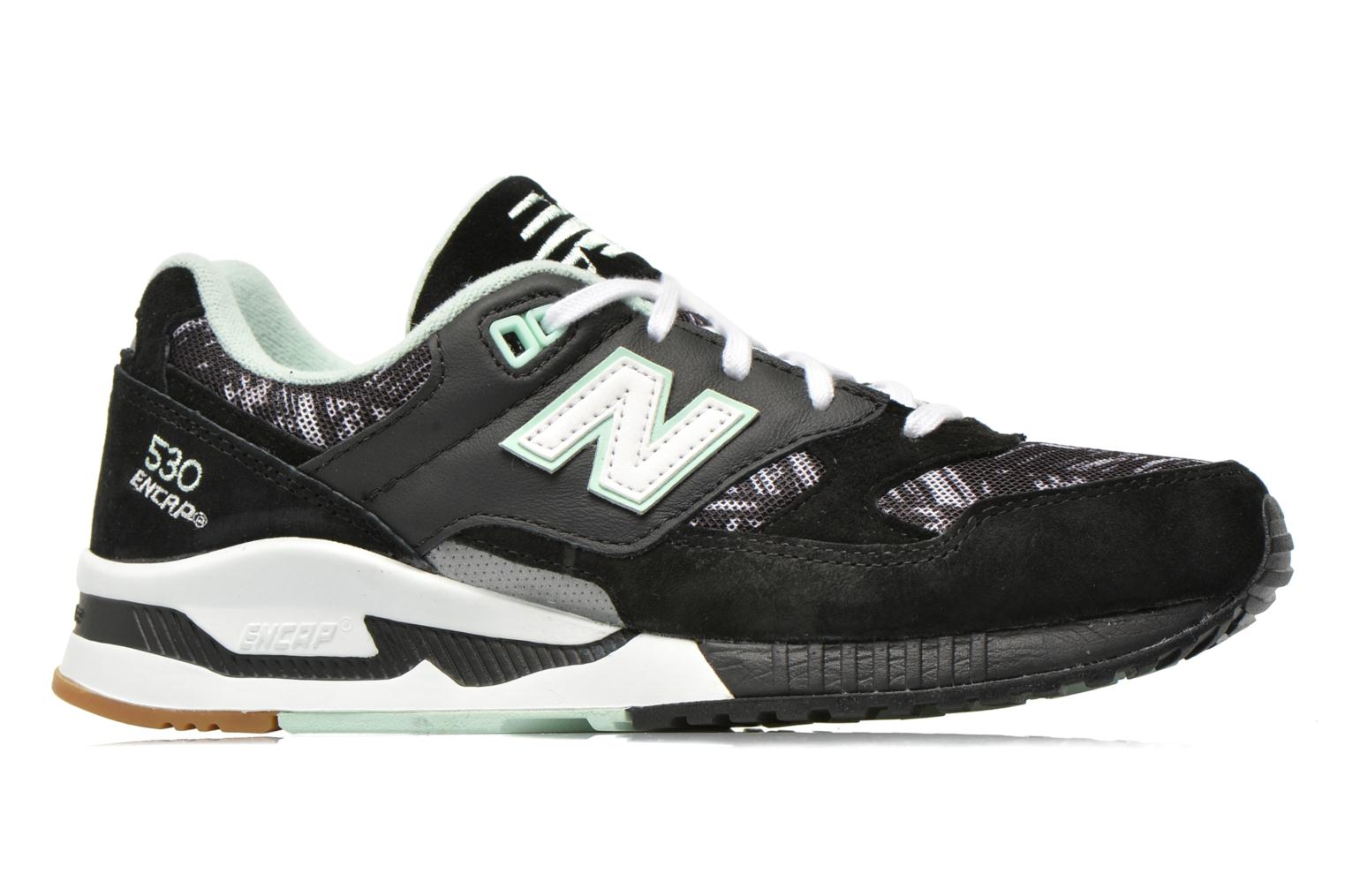 Trainers New Balance W530 Black back view