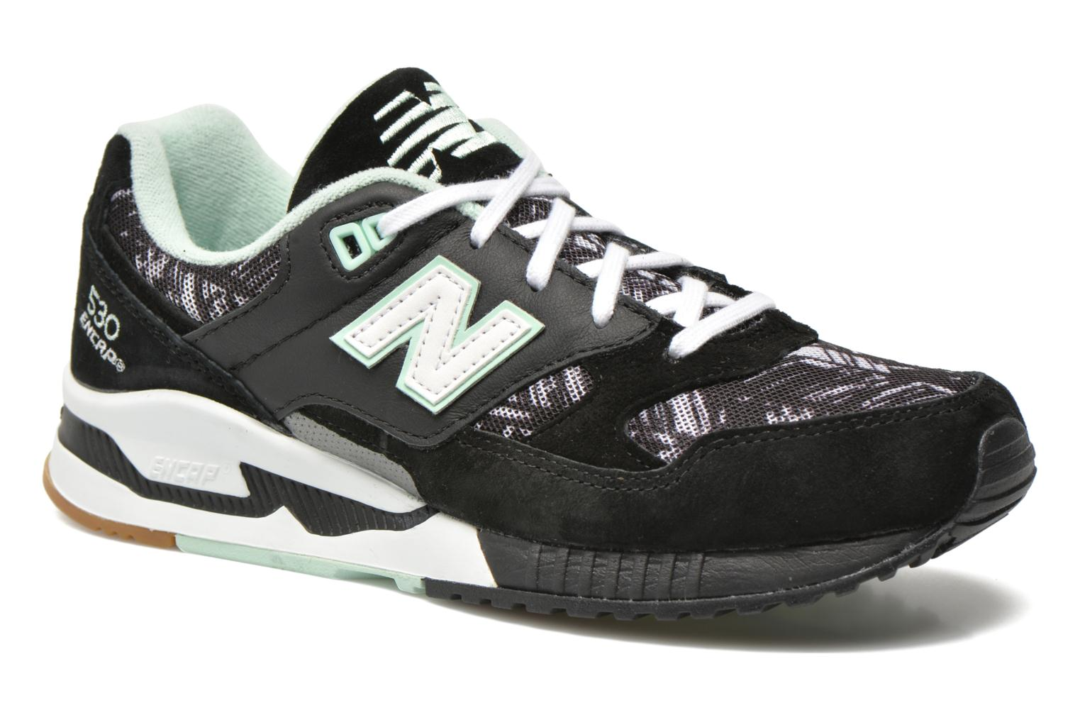 Trainers New Balance W530 Black detailed view/ Pair view