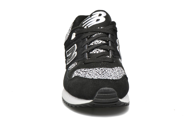 Sneakers New Balance W530 Sort se skoene på