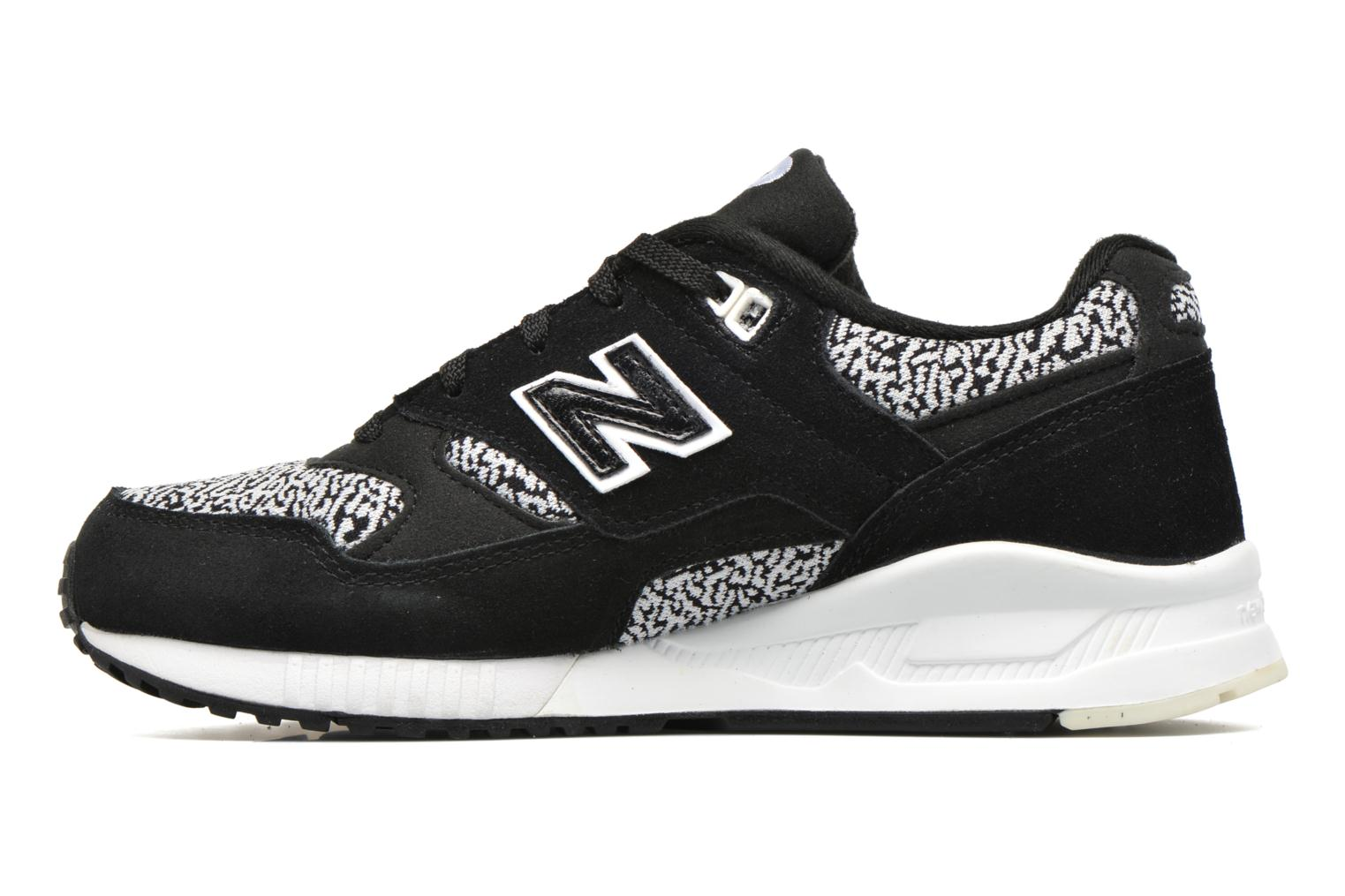Sneakers New Balance W530 Sort se forfra