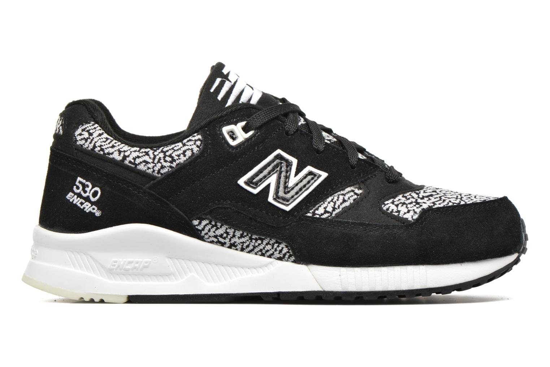 Sneakers New Balance W530 Sort se bagfra