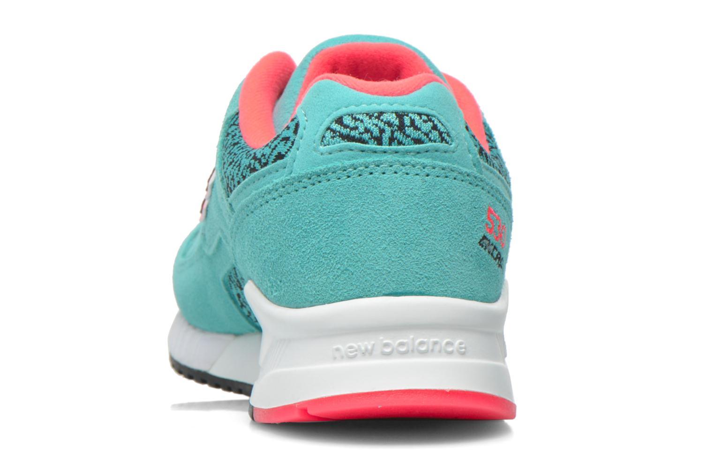 Sneaker New Balance W530 blau ansicht von rechts
