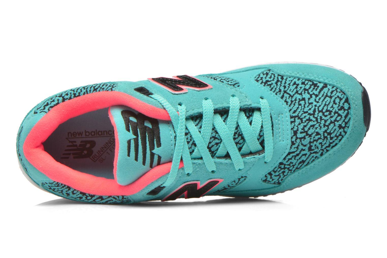 Sneakers New Balance W530 Azzurro immagine sinistra