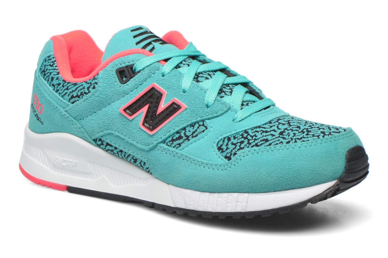 Sneakers New Balance W530 Azzurro vedi dettaglio/paio