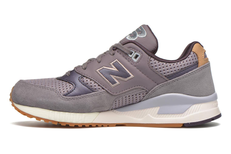 Sneaker New Balance W530 lila ansicht von vorne