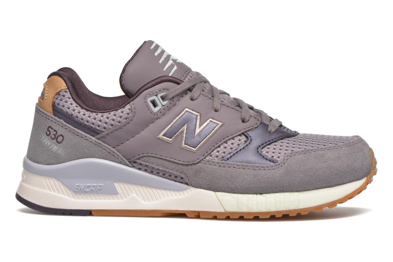 Sneaker New Balance W530 lila ansicht von hinten