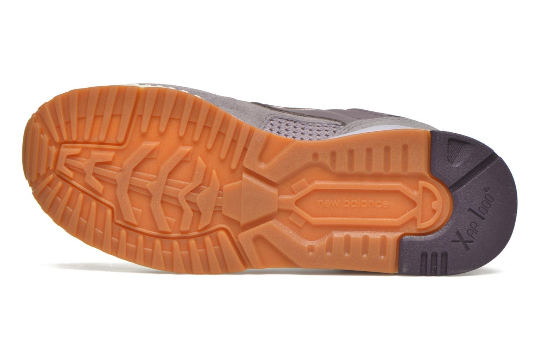 Sneaker New Balance W530 lila ansicht von oben