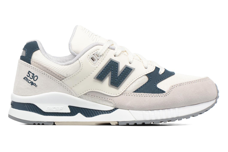 Sneaker New Balance W530 weiß ansicht von hinten