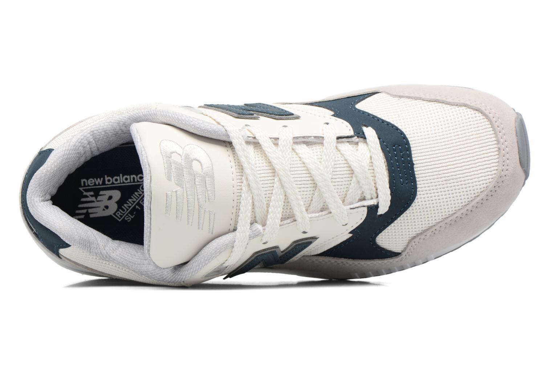 Sneaker New Balance W530 weiß ansicht von links