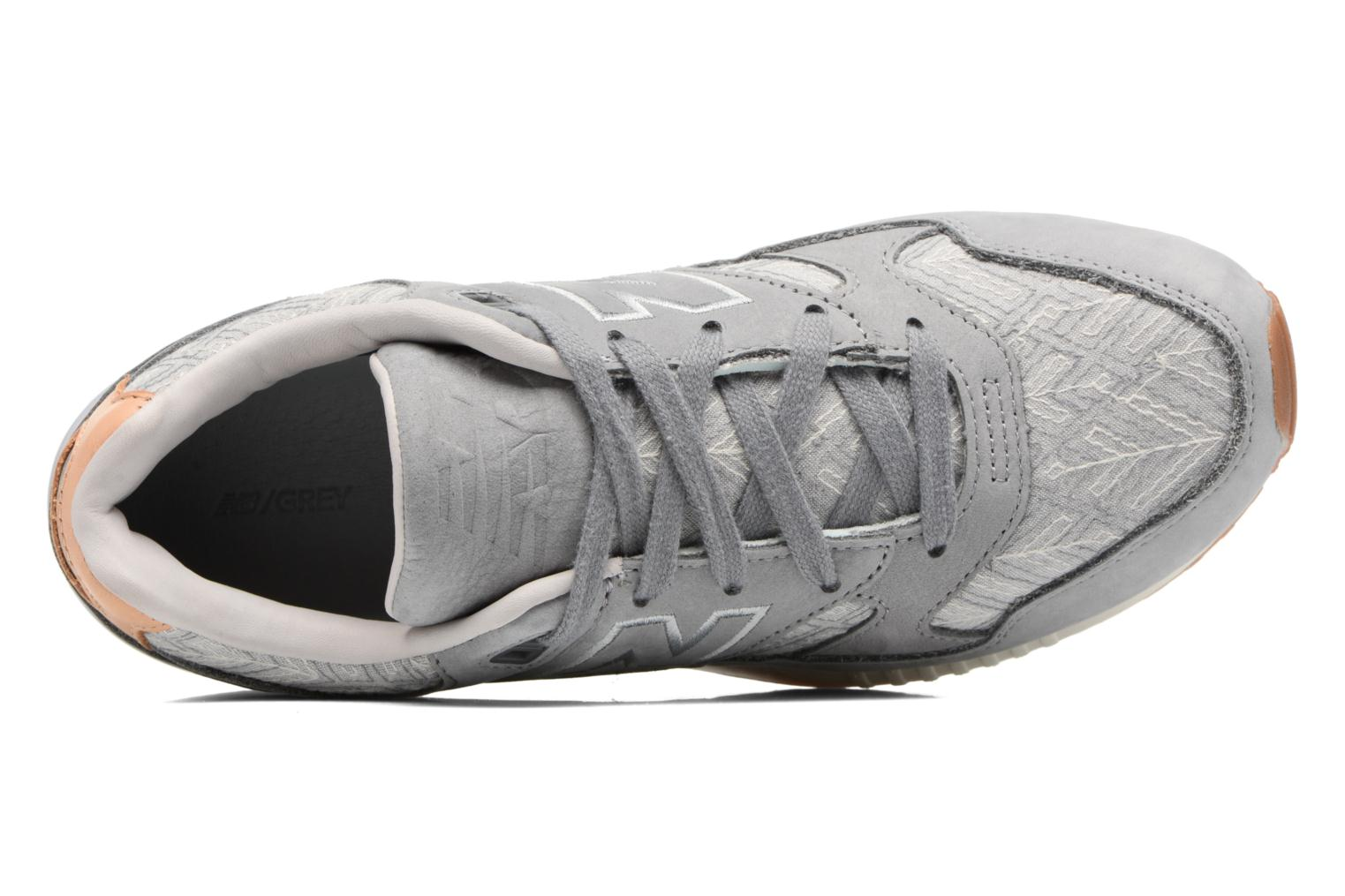 Trainers New Balance W530 Grey view from the left