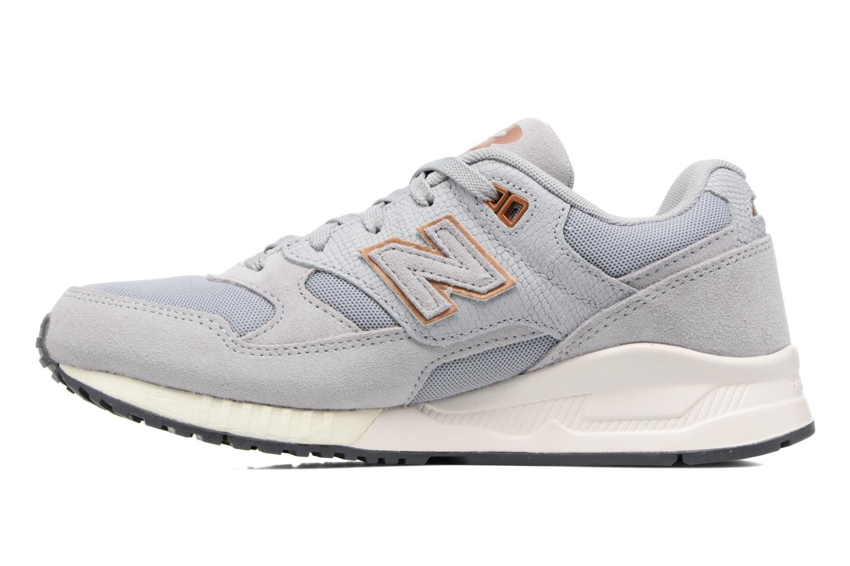 Sneaker New Balance W530 grau ansicht von vorne