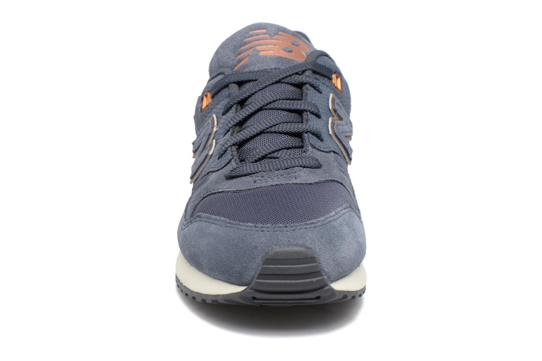 Baskets New Balance W530 Gris vue portées chaussures