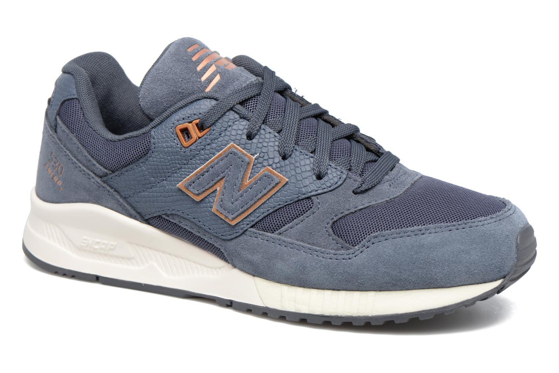 7e64a1520ae1 top quality sneakers new balance w530 grå detaljeret billede af skoene  48d43 5d286
