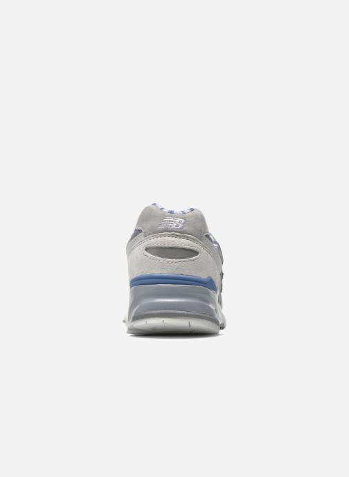 Sneakers New Balance WL999 Grigio immagine destra