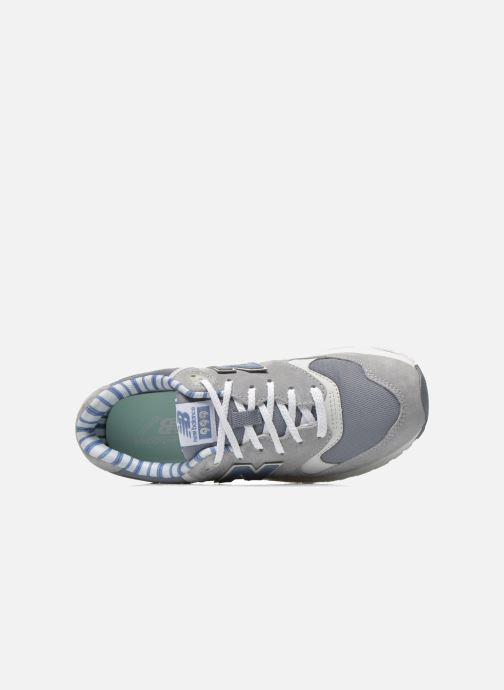 Trainers New Balance WL999 Grey view from the left