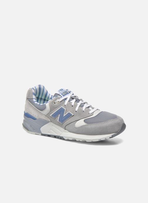 Trainers New Balance WL999 Grey detailed view/ Pair view