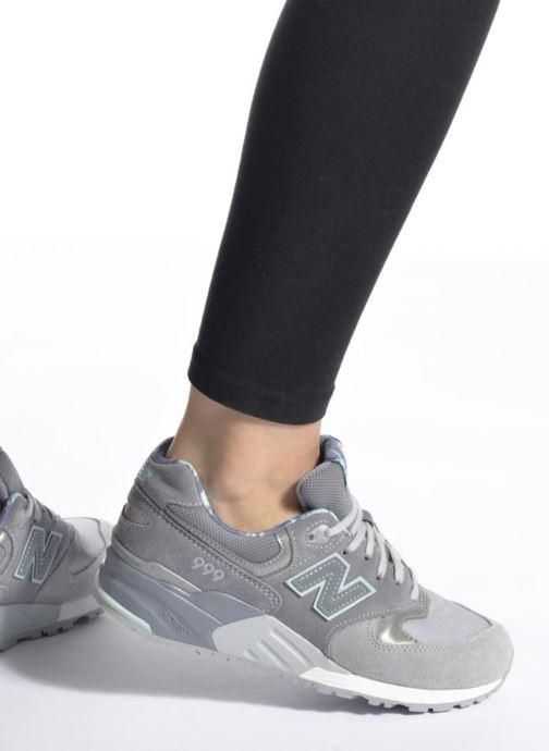 Sneakers New Balance WL999 Blå se forneden